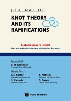Journal of Knot Theory and Its Ramifications