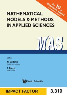 Mathematical Models and Methods in Applied Sciences