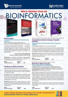 New & Notable Titles on Bioinformatics 2018