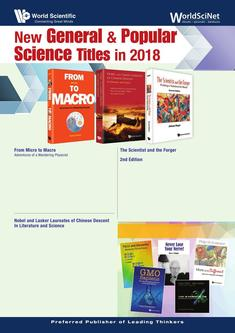 New General & Popular Science Titles in 2018