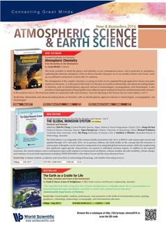 New & Bestsellers 2016 Atmospheric Science & Earth Science