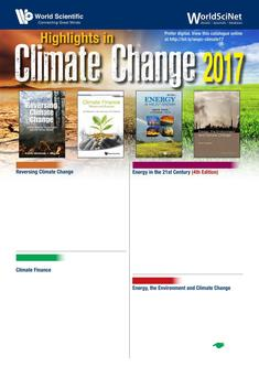 Highlights in Climate Change 2017
