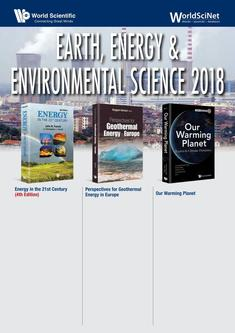 Earth, Energy & Environmental Science 2018