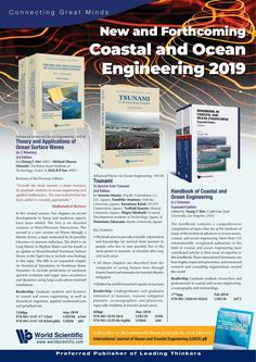 New and Forthcoming Coastal and Ocean Engineering 2019