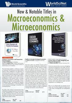 New & Notable Titles in Macroeconomics & Microeconomics 2018