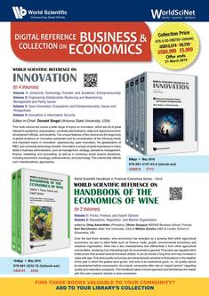 Digital Reference Collection on Business & Economics 2018