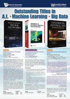 Outstanding Titles in A.I., Machine Learning & Big Data
