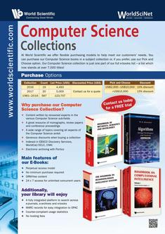 Computer Science - Collections 2018