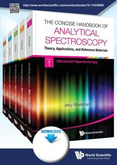 The Concise Handbook Of Analytical Spectroscopy 2018