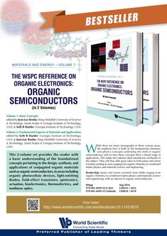 The WSPC Reference on Organic Electronics: Organic Semiconductors (In 2 Volumes)