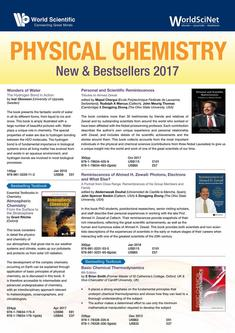 Physical Chemistry New & Bestsellers 2017