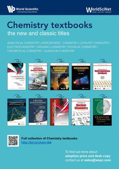 Chemistry textbook the new and classic titles 2018