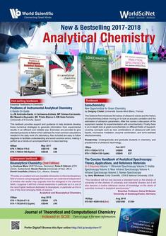 New & Bestselling 2017-2018 Analytical Chemistry