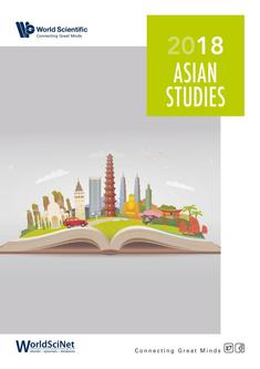 Asian Studies - Catalogue 2018