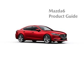 Mazda6 Specifications 2019