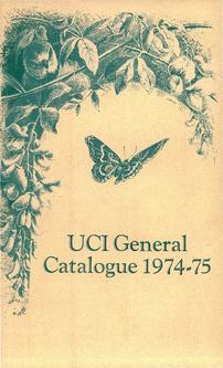1974-1975 Education Catalogue