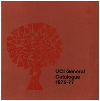 1976-1977 Education Catalogue