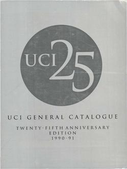 1990-1991 Education Catalogue