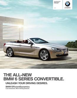2012 6 Series Convertible