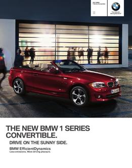 2012 1 series convertible