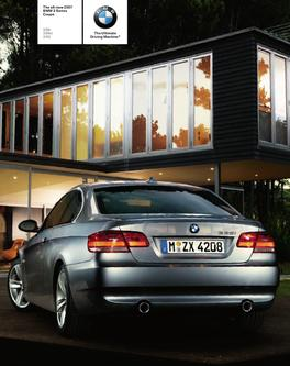 BMW 3 Series Coupe 2007