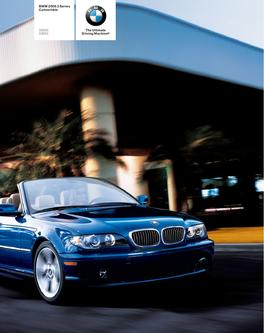 BMW 3 Series Convertible 2006