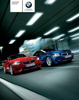 BMW Z4M Roadster & Coupe 2007