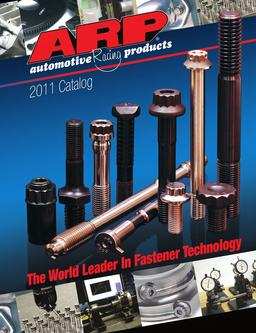 Automotive racing Fasteners 2011
