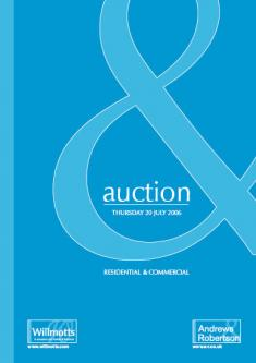 Auction Catalog 20 July 2006