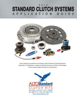 2010 Standard Clutch Systems