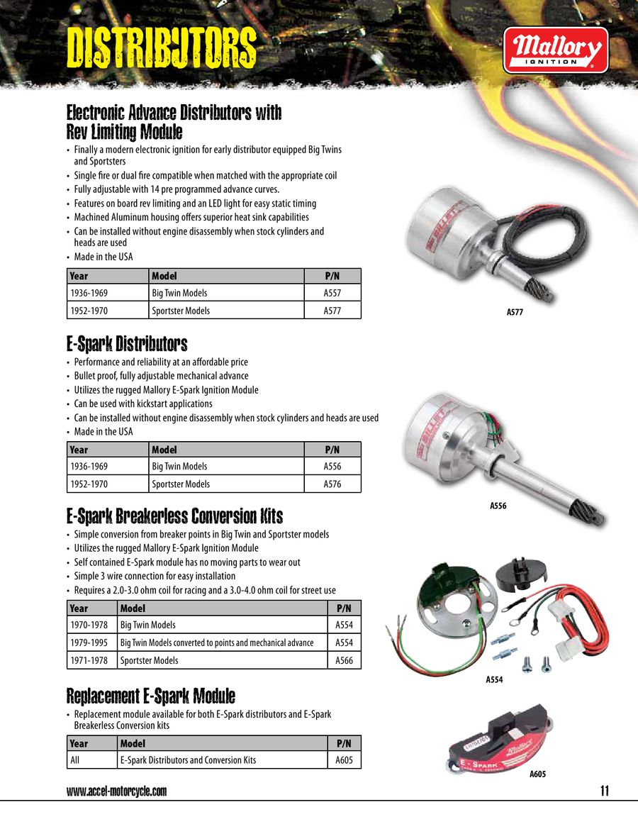 Page 11 of Motorcycle Products 2013