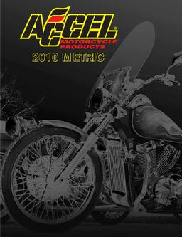 Motorcycle (Metric) Parts 2010