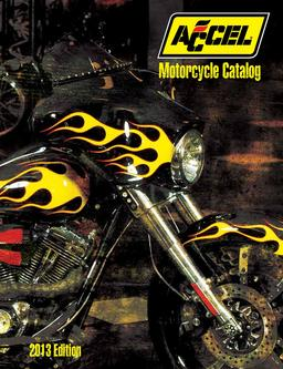 Motorcycle Products 2013