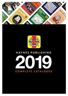Haynes Catalogue 2019