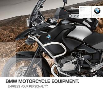 BMW Motorcycle Equipment 2012