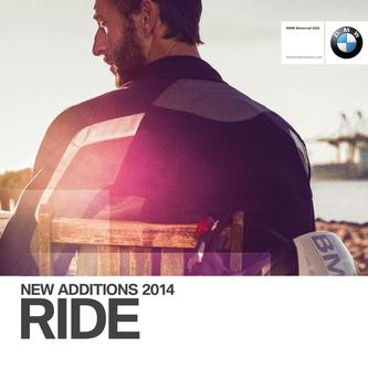Ride New For 2014