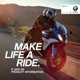 BMW R 1200 RS 2016