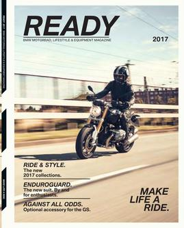 Style Ready Magazine 2017: Style Gear