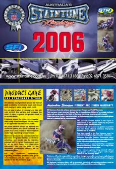 Staintune Motorcycle Parts Catalog