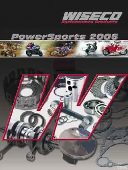 Powersports Products 2006 Catalog