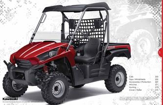 2010 Accessories - Teryx® Side x Side Vehicles