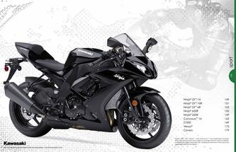 2010 Accessories - Sport Motorcycles