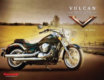 2011 Vulcan 900 Classic Special Edition