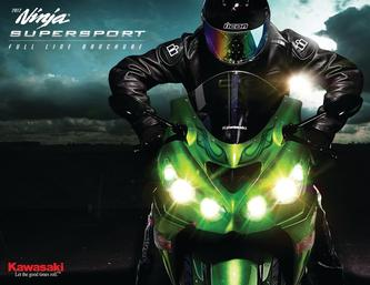 2012 Kawasaki Ninja SuperSport Motorbikes