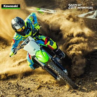 2017 KX™ Motorcycles