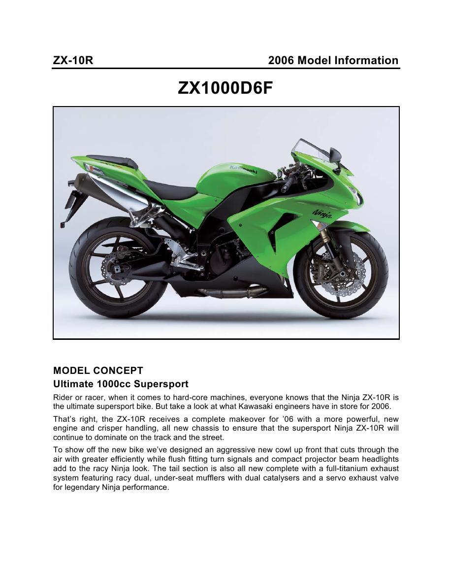 Kawasaki Motorcycles by Kawasaki USA