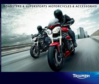 Triumph Roadsters & Supersports 2011
