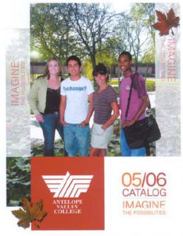 Antelope Valley College 2005-2006  Catalog