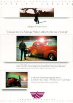 Antelope Valley College 1996-1997 Catalog