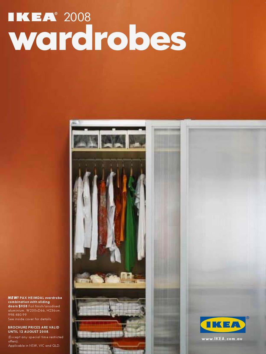 Wardrobes 2008 By Ikea